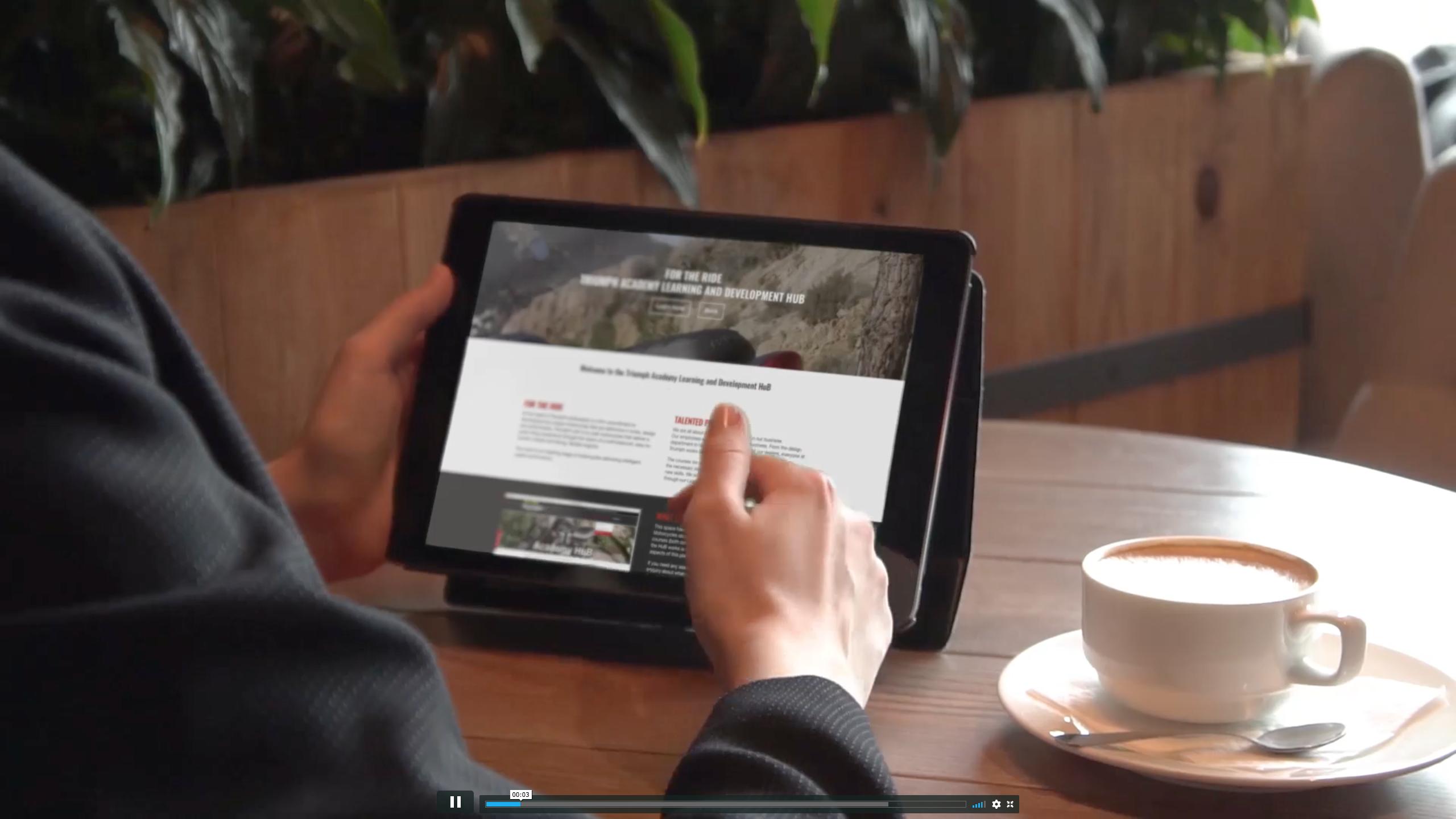 ted Digital - digital learning platform